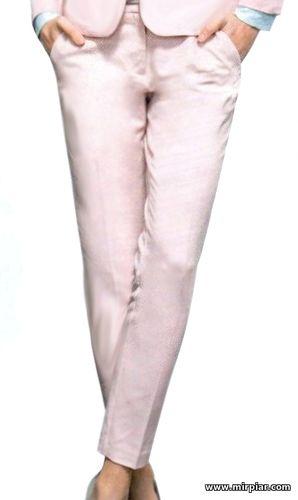 классические брюки готовая выкройка