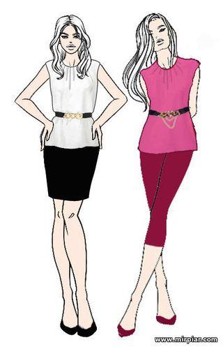 free pattern, блузка, pattern sewing, выкройка блузки,топ, рукав реглан, выкройки скачать, выкройка, шитье, выкройки бесплатно, готовые выкройки, мода
