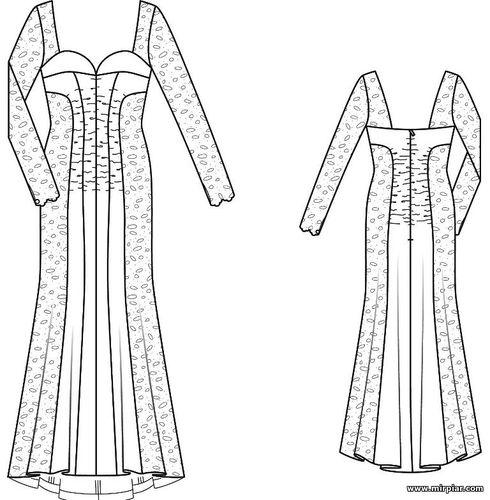free pattern, вечернее платье, ПЛАТЬЯ, выкройки платьев, выкройка, pattern sewing, силуэт песочные часы, выкройки бесплатно, выкройки скачать, готовые выкройки, выкройка, платье песочные часы, шитье, платье