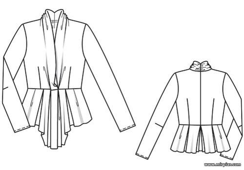 free pattern,блузка, выкройка блузки, блузы, мода, pattern sewing, выкройки скачать, выкройка, шитье, выкройки бесплатно, готовые выкройки