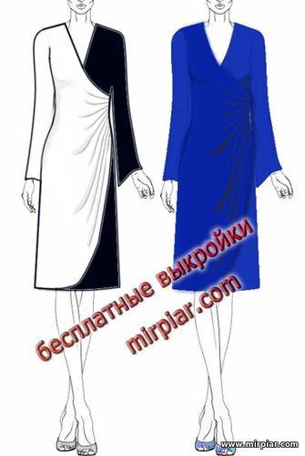 free pattern, платье, выкройка платья, pattern sewing, асимметричная драпировка,выкройки бесплатно, выкройки скачать, выкройки платьев, шитье, готовые выкройки