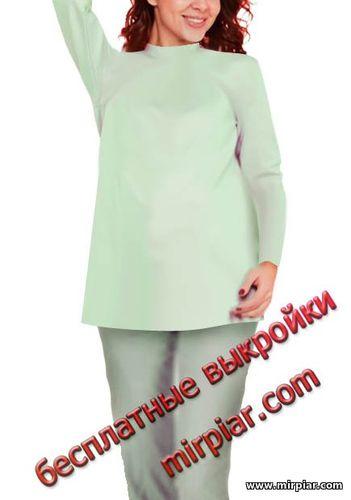 free pattern, выкройки для беременных, туника для беременных, pattern sewing, выкройка, for pregnant women, одежда для беременных, выкройки скачать, шитье, Скачать, готовые выкройки, выкройки бесплатно