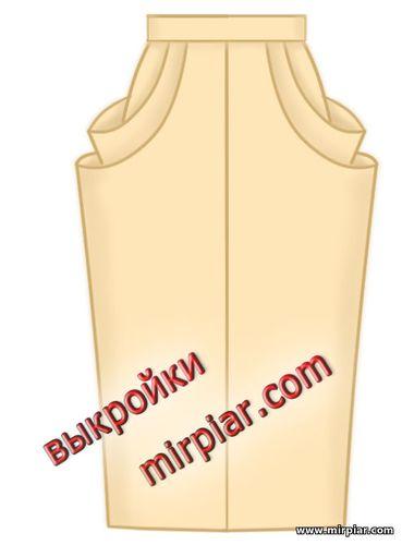 юбки, шитье, free pattern, бесплатные выкройки, юбка с запахом, pattern sewing, готовые выкройки, выкройки бесплатно, модные юбки