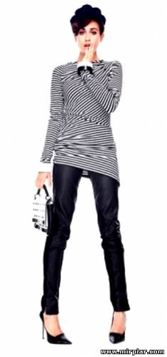 free pattern, асимметричные драпировки,скачать, Pattern, пуловер, выкройки скачать, шитье, пуловер гольф с асимметричными драпировками