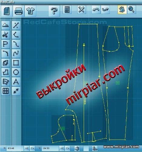 брюки дудочки готовые выкройки бесплатно уроки дизайна шитья