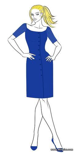 free pattern, блузка, приталенная блуза, pattern sewing, выкройка блузки, блузы, выкройки скачать, выкройка, шитье, выкройки бесплатно, готовые выкройки, мода