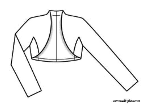 free pattern, pattern sewing, болеро, выкройка болеро, выкройки скачать, Скачать, шитье, готовые выкройки, выкройки бесплатно