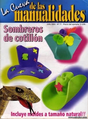 карнавальныешляпы своими руками
