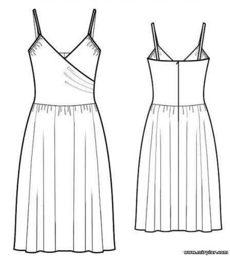 free pattern, выкройки скачать, Скачать, шитье, рукоделие, платье, Блуза, выкройка платья, выкройка сарафана