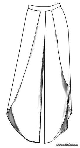 palazzo pants, брюки палаццо, брюки, free pattern, женские брюки, pattern sewing, выкройка брюк, pants, брюки с запахом, pattern pants, выкройки скачать, шитье, готовые выкройки, раскрой одежды, выкройки бесплатно, Скачать