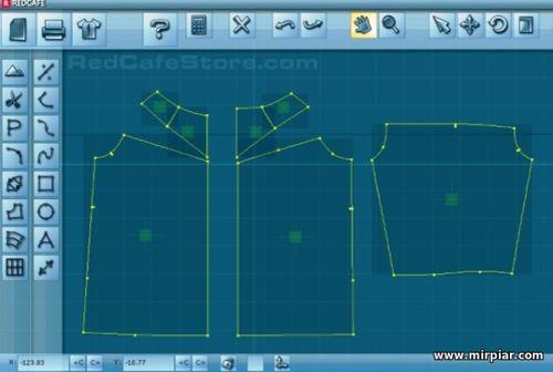 free pattern, pattern sewing, выкройка туники, кокетка, туника