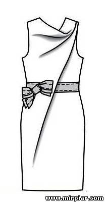выкройки модных юбок