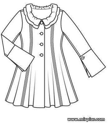 free pattern, пальто для девочки, детская одежда, выкройка, детские выкройки, pattern sewing, дети, baby clothes, шитье, children's pattern, для детей