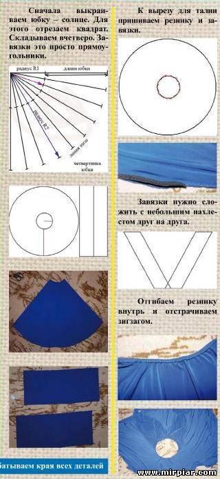 Как сшить платье трансформер 52