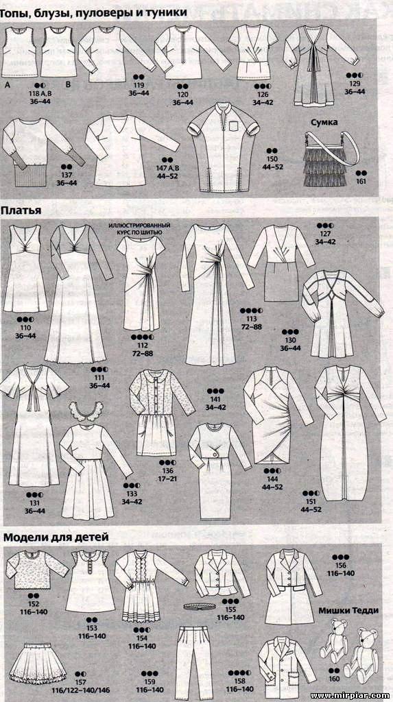 Бурда схемы вышивки
