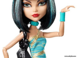 кукла Клео Де Нил