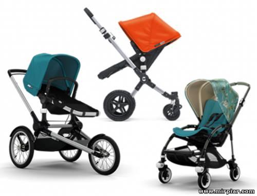 дети, детские коляски, коляска от Bugaboo