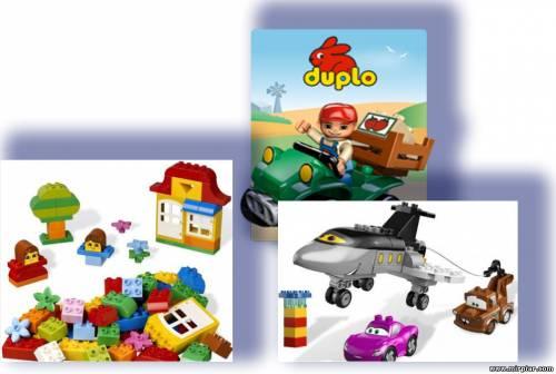 Для детей Конструктор Лего