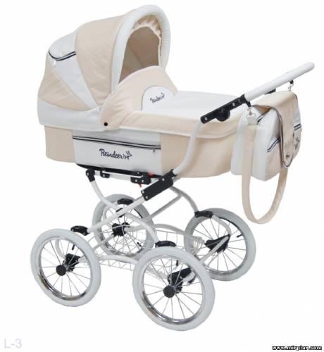 детская коляска Reindeer Prestige Lily