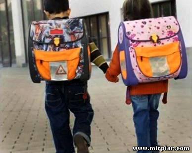 школьные ранцы для детей