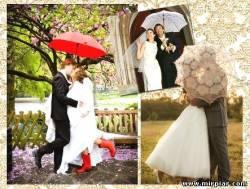 фотокнига, свадебная фотосессия