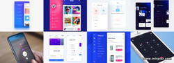 KitApp дизайн мобильных приложений в 2019