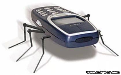 Прослушка мобильного