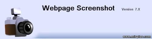 Как сделать скриншот веб-страницы