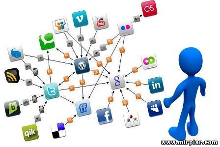 SEO-продвижение в социальных сетях