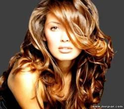 женщины, красивые волосы
