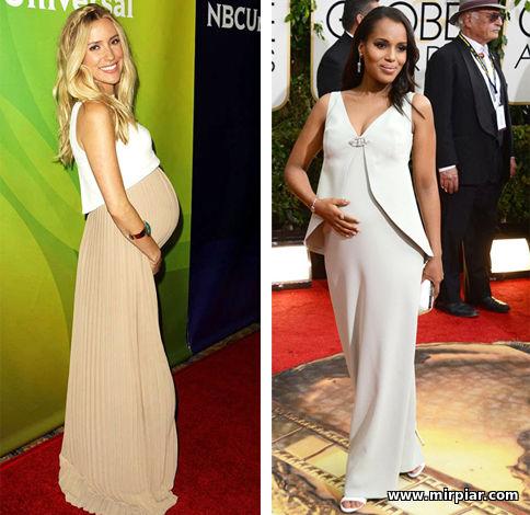 как оставаться красивой во время беременности, имидж беременной женщины, одежда для беременных