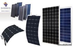 солнечные модули Sunways серии ФСМ