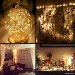 гирлянды fairy lights
