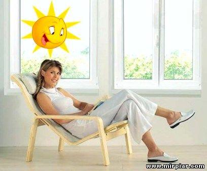 солнцезащиные окна