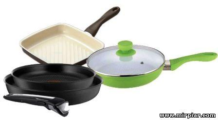 сковородки для индукционных плит