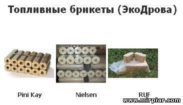 дрова для камина и печи
