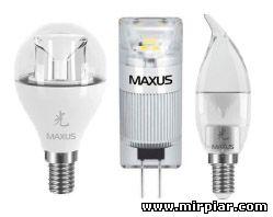 Лампы лед Максус