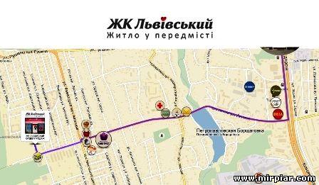 квартира в пригороде Киева