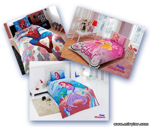 постельные принадлежности для детей