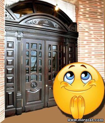 входные элитные двери