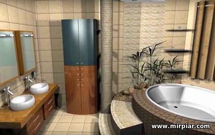 ванная комната и душевая