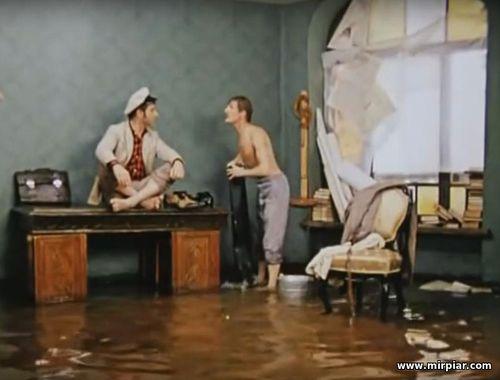 система защиты от потопа
