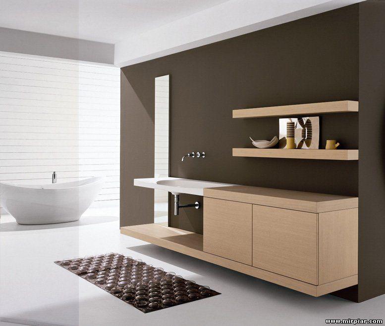 мебель в ванную комнату, интерьер ванной, ванная