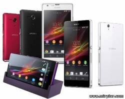 смартфоны Sony Honami и Togari