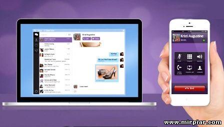 Viber для телефона