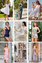 женские пижамы, сорочки и пляжная одежда в интернет магазине Афродита