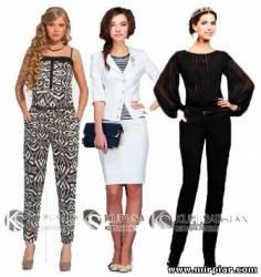 Красивая одежда для женщины