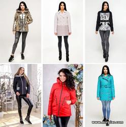 женская одежда куртки Favoritti