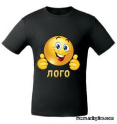 футболки с логотипами