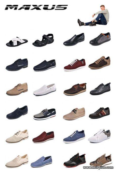мужская обувь MAXUS от производителя
